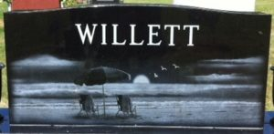 Etching - Willett