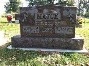 Mahagony - Mauck