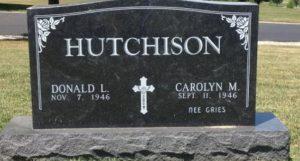 American Black - Hutchison
